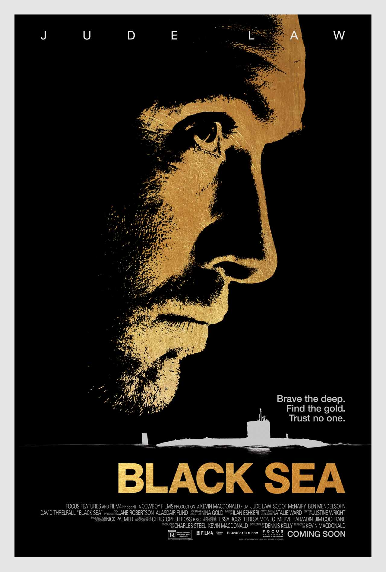 BLACK SEA | Mahzens Film